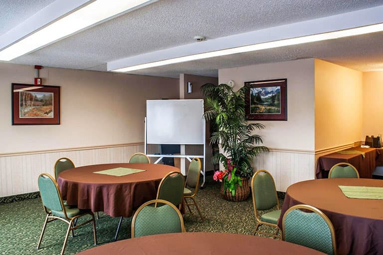 Olympic Meeting Room in SureStay Hotel